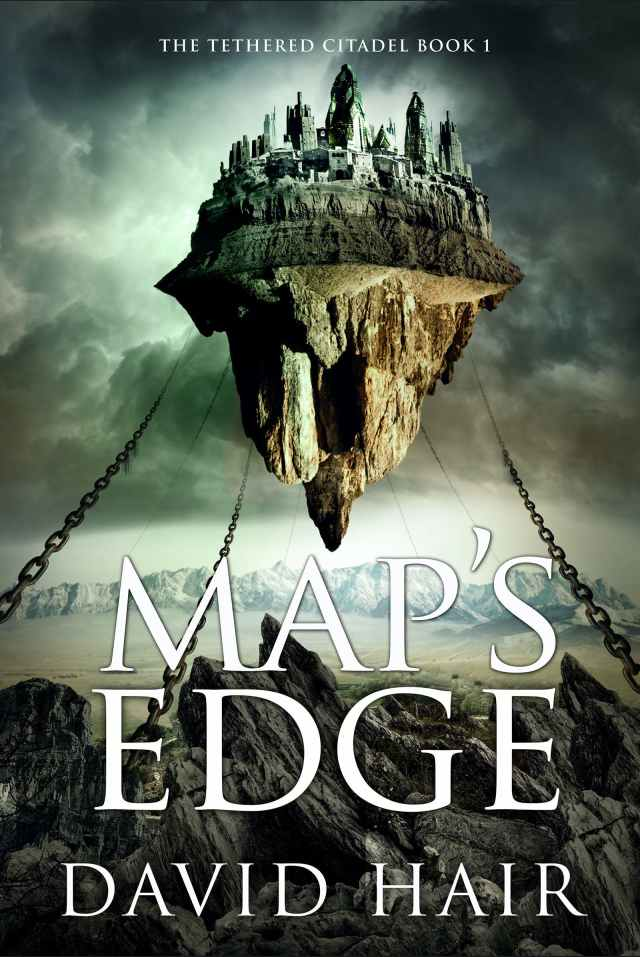Map's Edge Cover