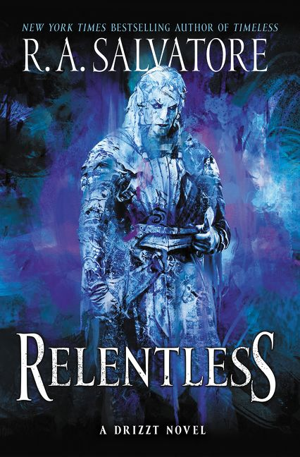 Relentless Cover