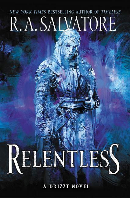 Relentless Cover