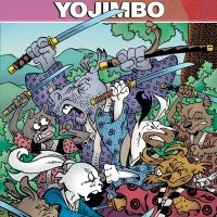 Usagi Yojimbo: Volume 34: Bunraku and Other Stories by Stan Sakai