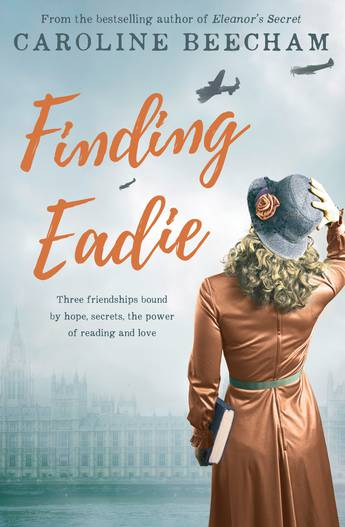Finding Eadie Cover