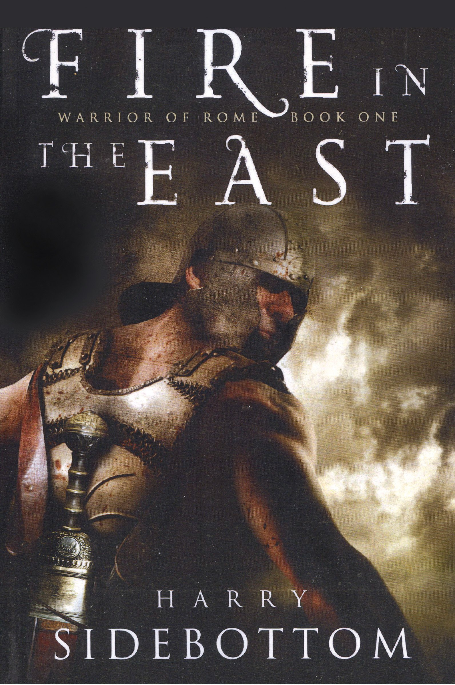 Fire in the East Cover