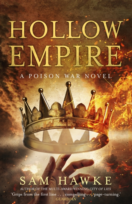Hollow Empire Cover 2