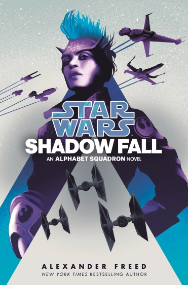 Star Wars - Shadow Fall Cover