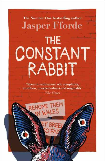The Constant Rabbit Cover