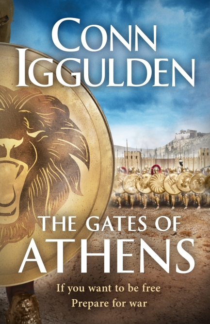 The Gates of Athens Cover