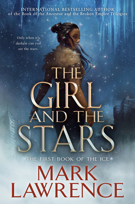 The Girl and the Stars Cover 2