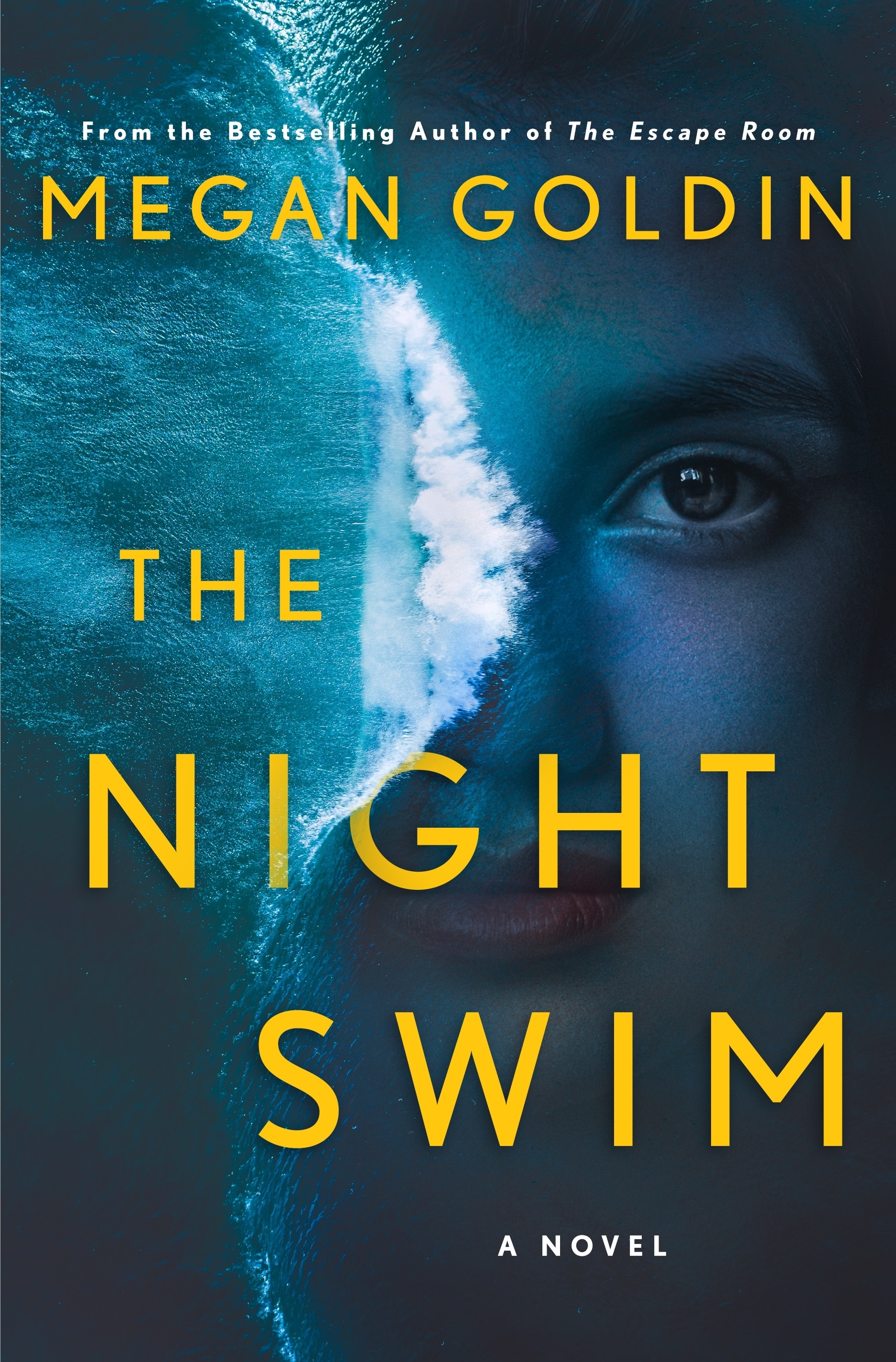 The Night Swim Cover