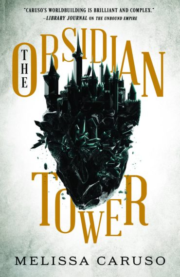The Obsidian Tower Cover