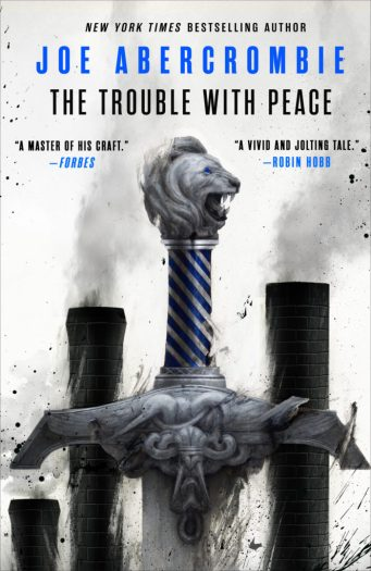 The Trouble with Peace Cover 2