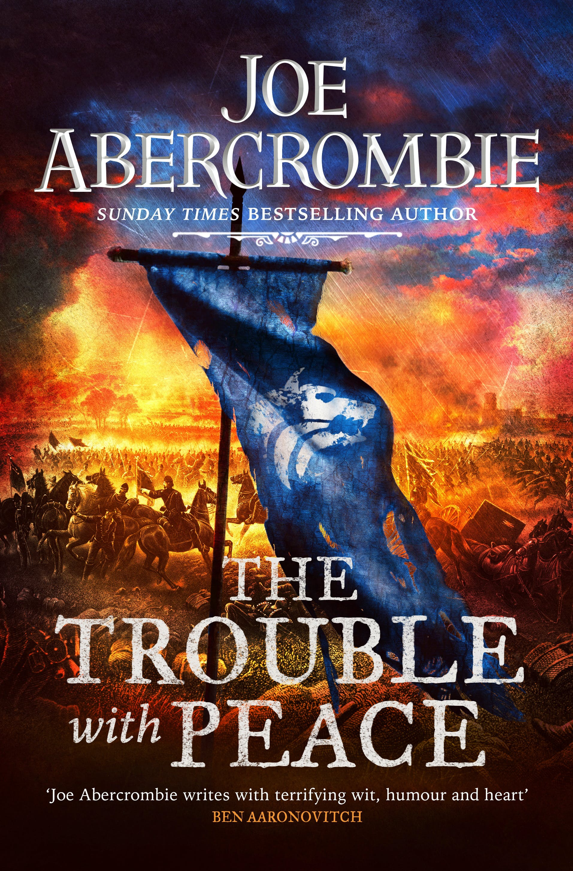 The Trouble with Peace Cover