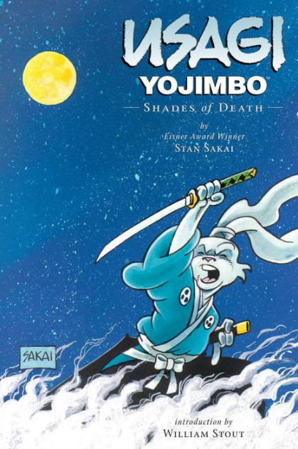 Usagi Yojimbo Shades of Death