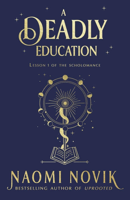 A Deadly Education Cover