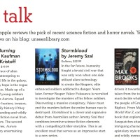 Canberra Weekly - Science Fiction and Horror