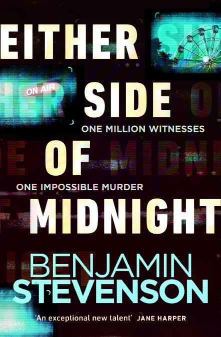 Either Side of Midnight Cover