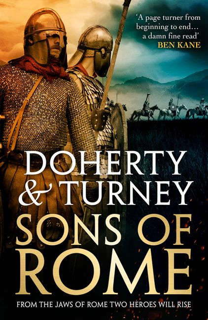 Sons of Rome Cover