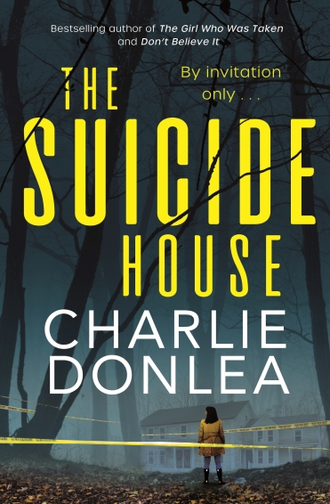 The Suicide House Cover