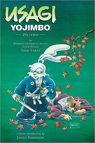 Usagi Yojimbo Daisho Cover