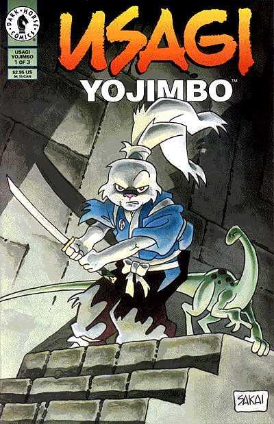 Usagi Yojimbo Dark Horse #1