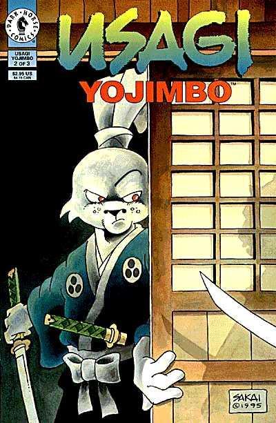 Usagi Yojimbo Dark Horse #2