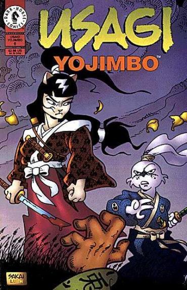 Usagi Yojimbo Dark Horse #6