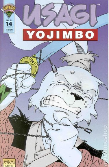 Usagi Yojimbo Mirage - 14