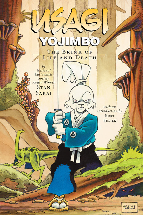 Usagi Yojimbo - The Brink of Life and Death