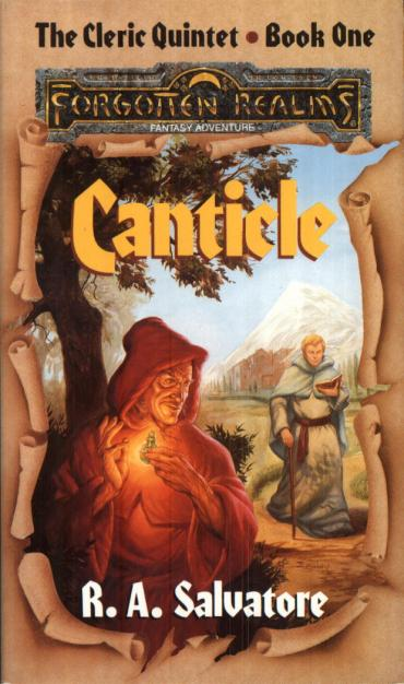 Canticle Cover
