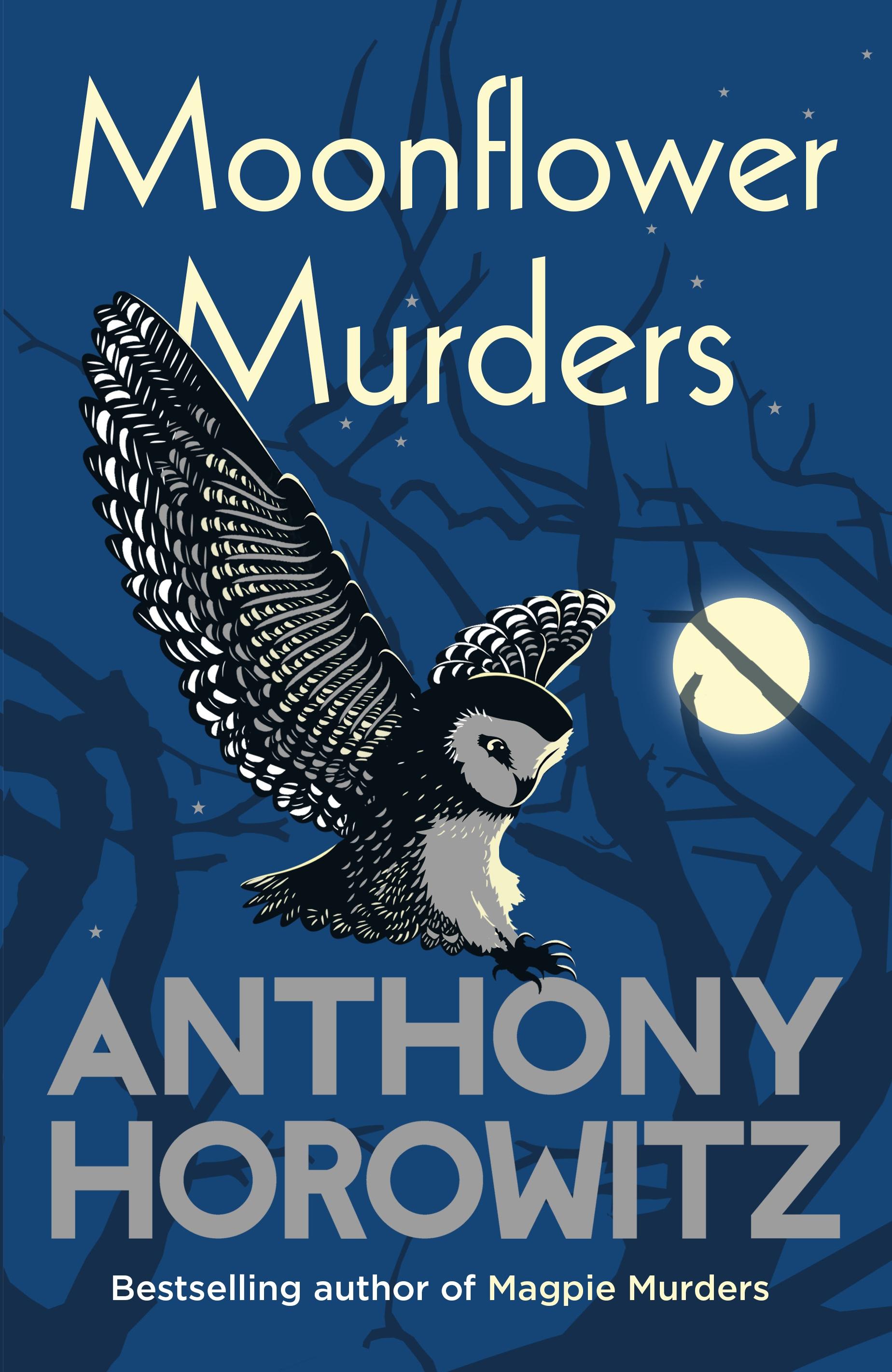 Moonflower Murders Cover