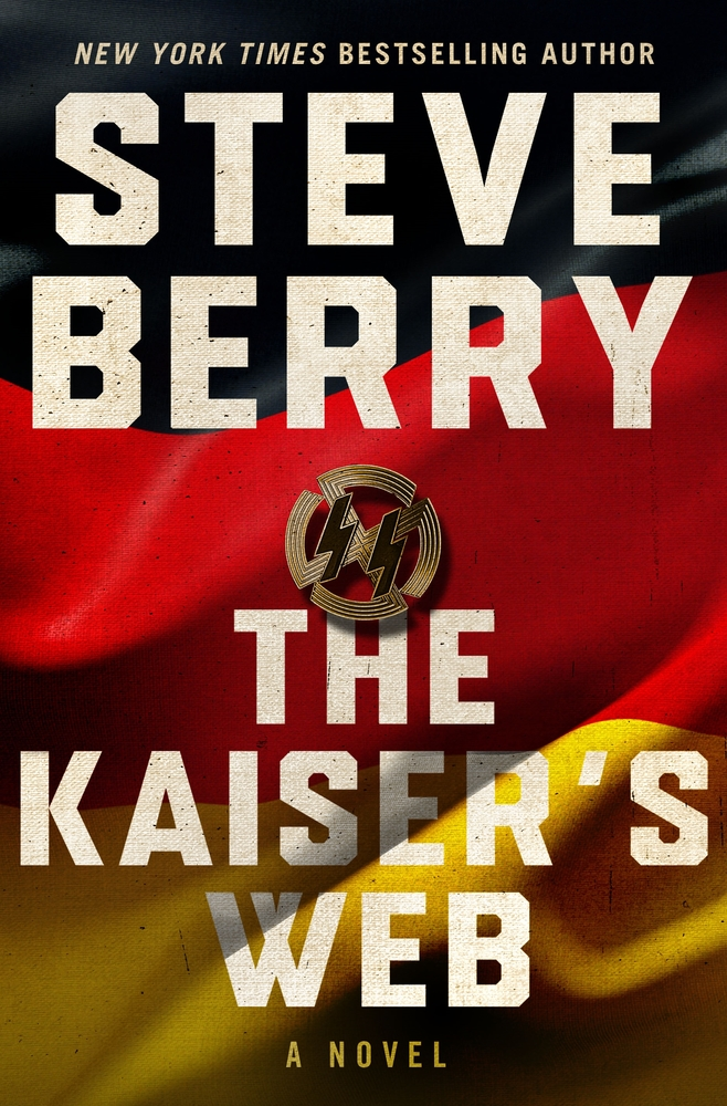 The Kaiser's Web Cover
