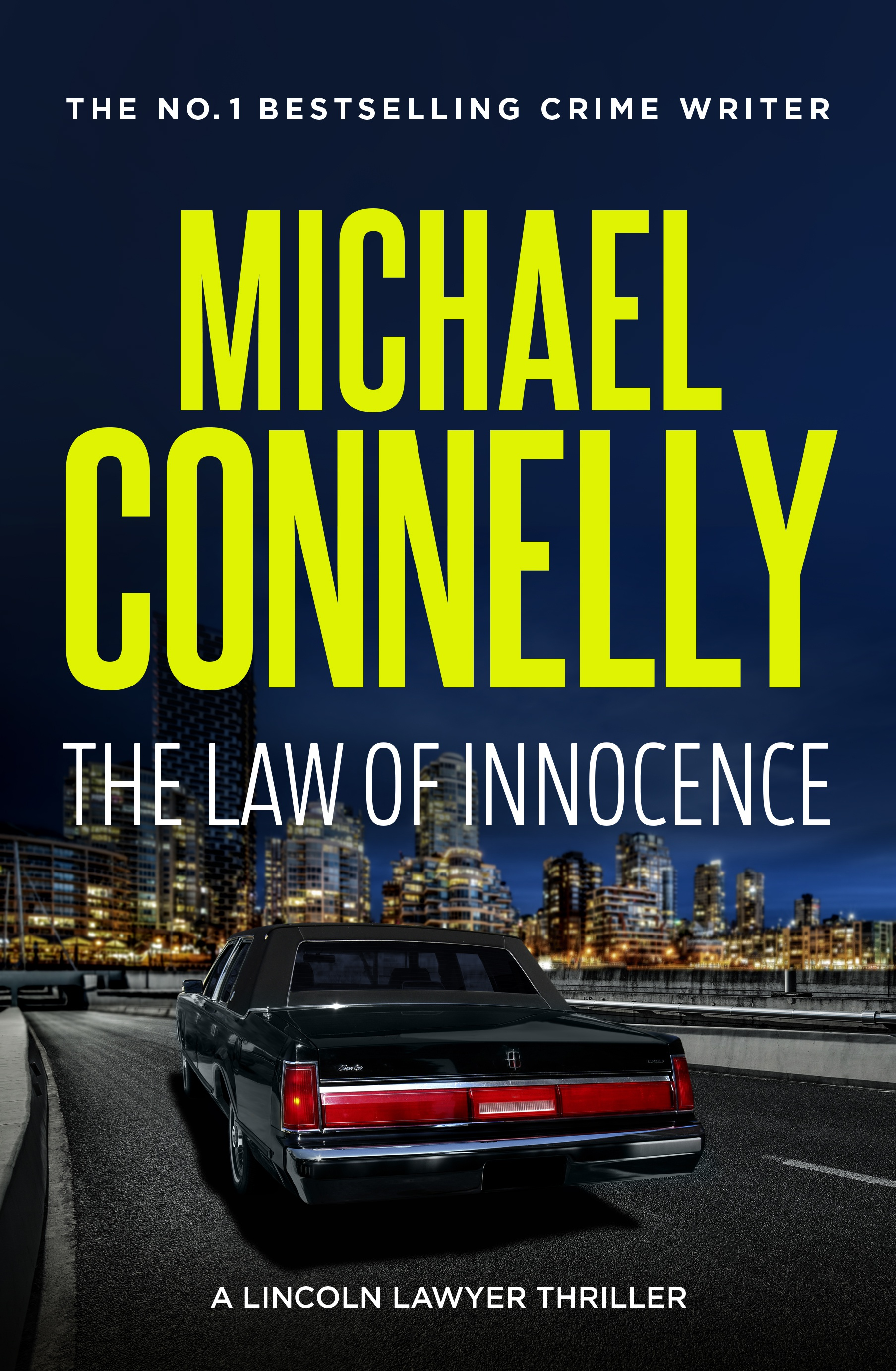 The Law of Innocence Cover