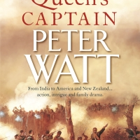 The Queen's Captain by Peter Watt