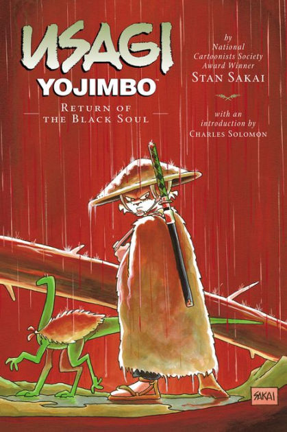 Usagi Yojimbo - Return of the Black Soul