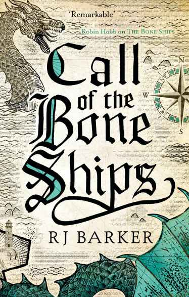 Call of the Bone Ships Cover