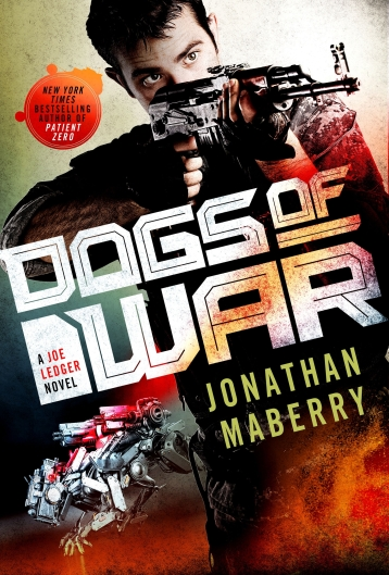 Dogs of War Cover