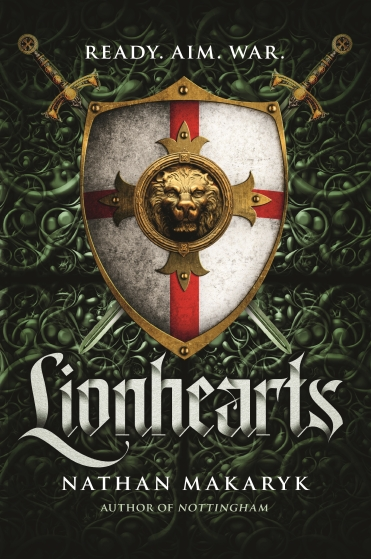 Lionhearts Cover