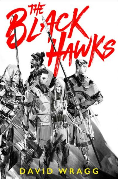 The Black Hawks Cover
