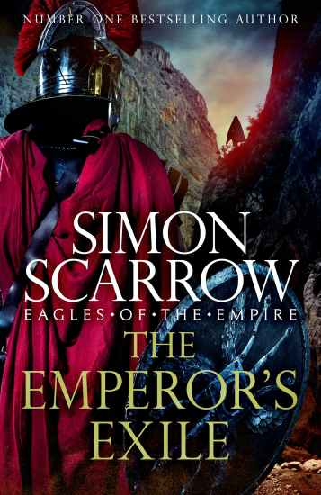 The Emperor's Exile Cover