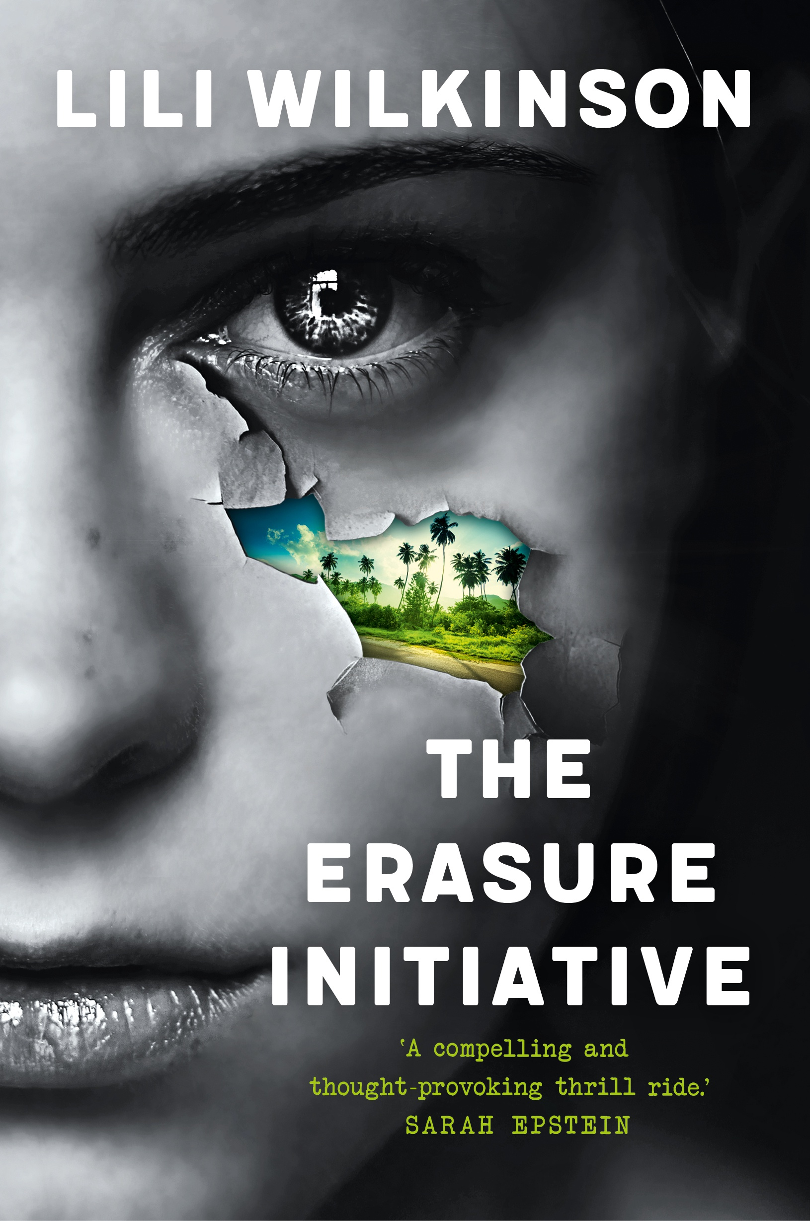 The Erasure Initiative Cover
