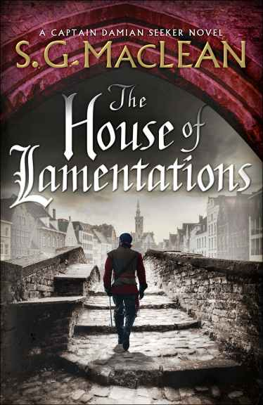 The House of Lamentations Cover