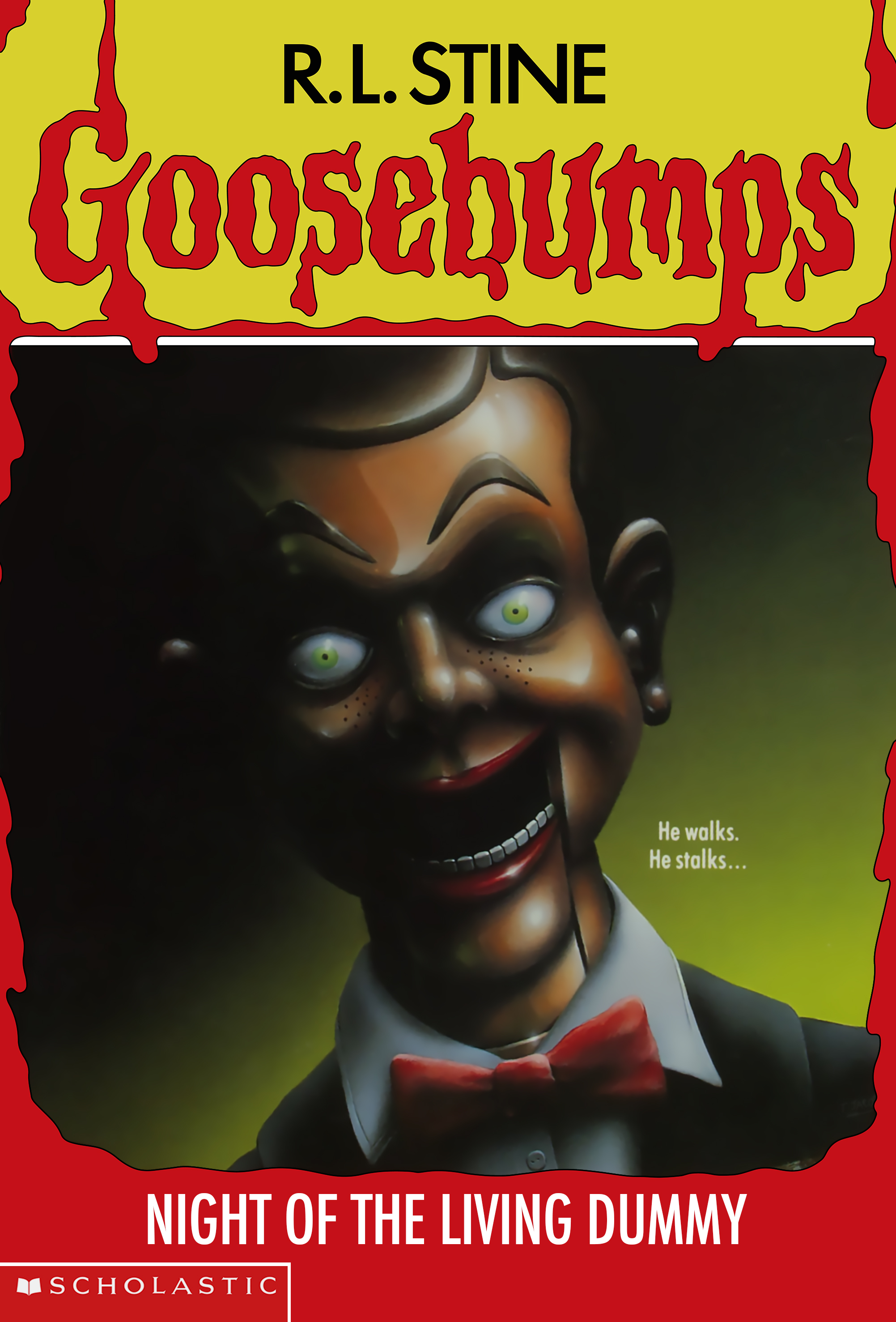 Night of the Living Dummy Cover