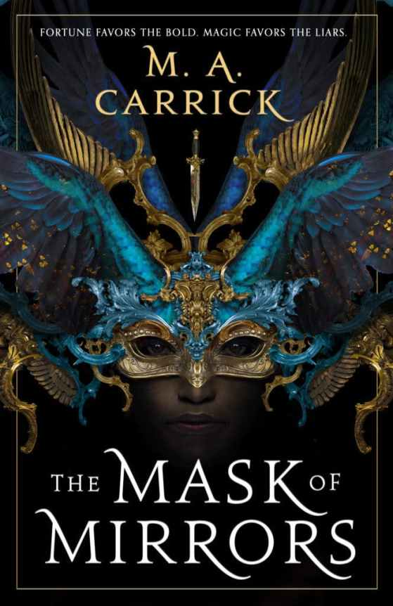 The Mask of Mirrors Cover