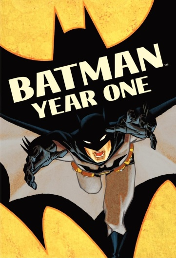 Batman Year One Poster