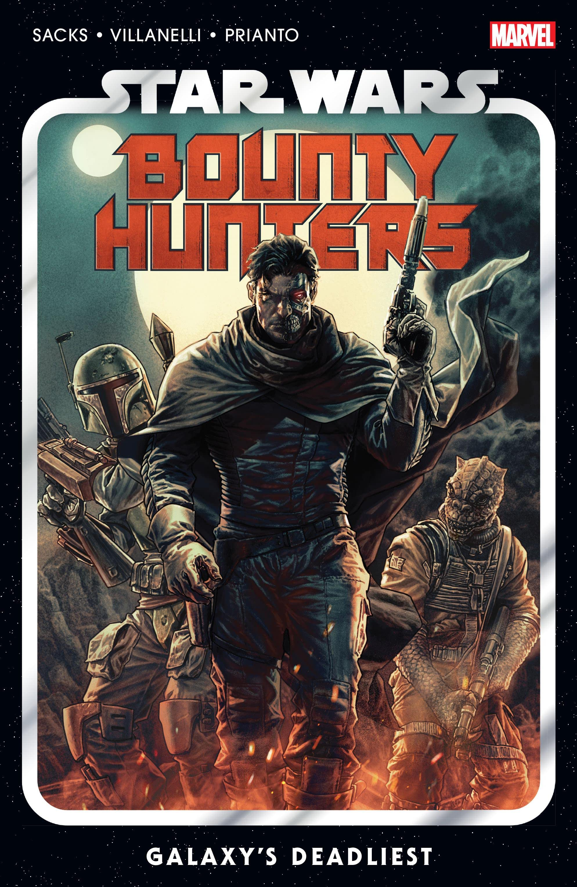 Bounty Hunters - Galaxy's Deadliest