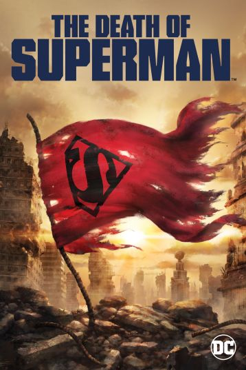 Death of Superman Poster