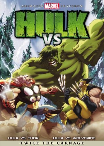 Hulk Vs Poster