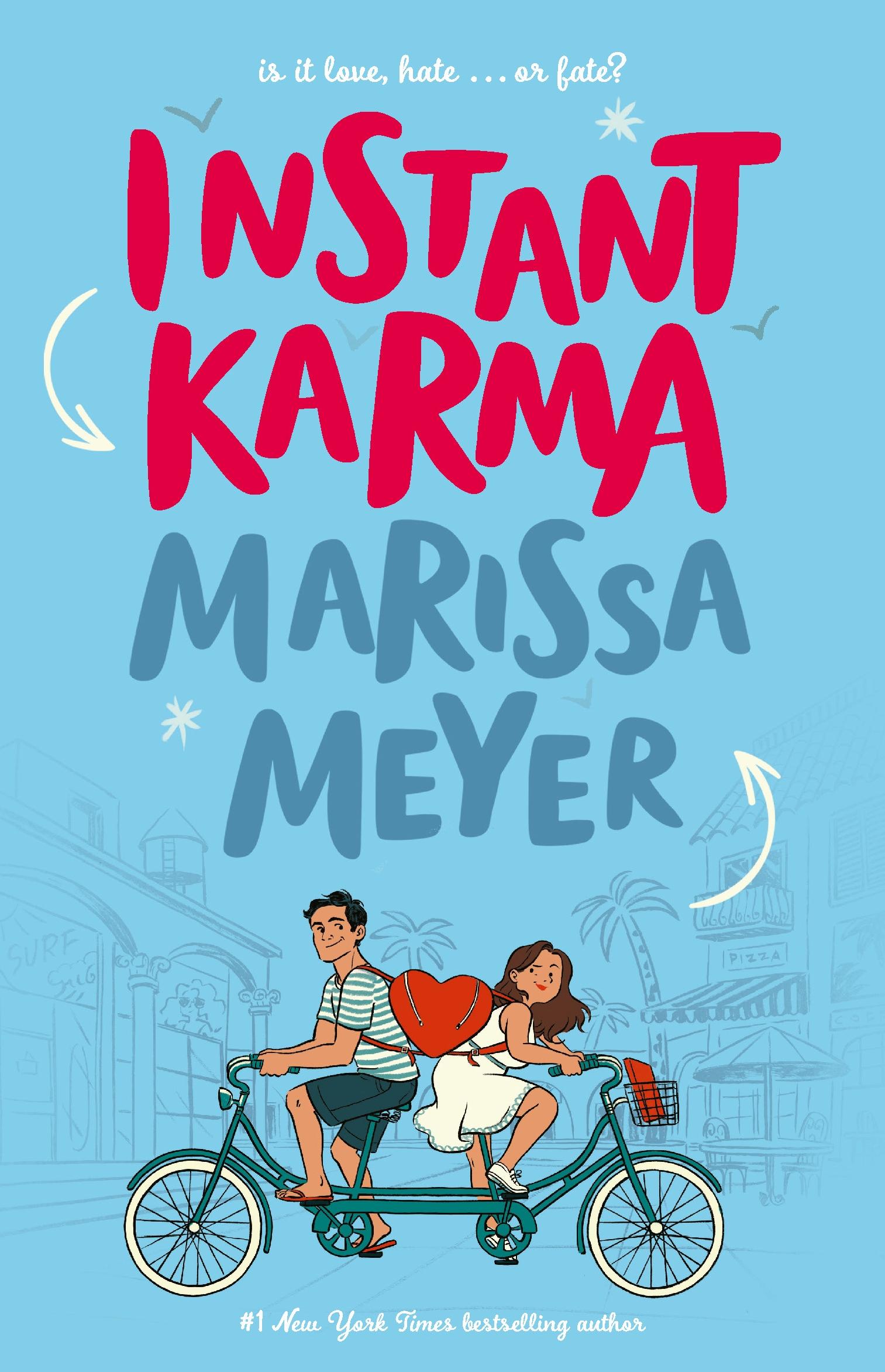 Instant Karma Cover