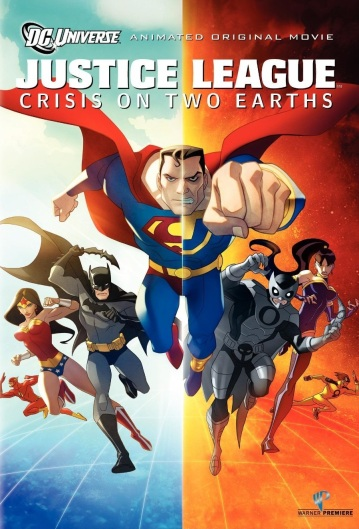 Justice League Crisis on Two Earths Poster