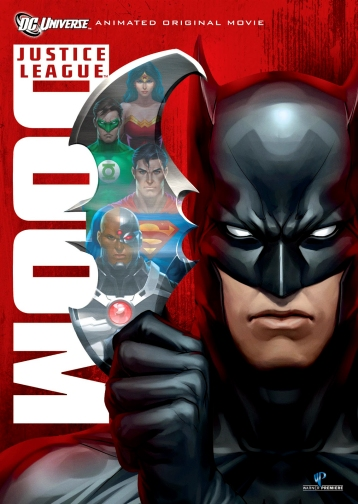 Justice League Doom Poster