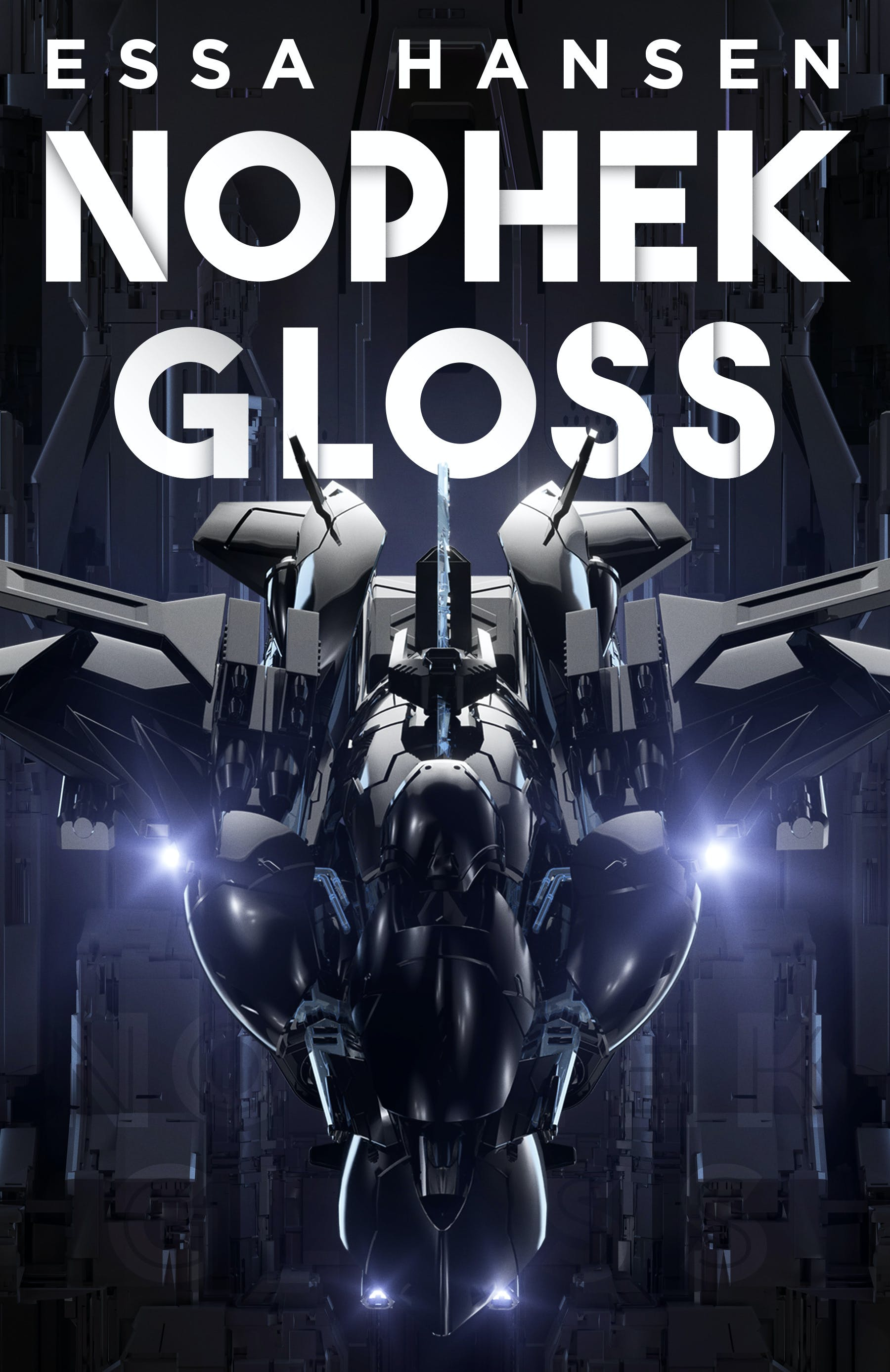 Nophek Gloss Cover